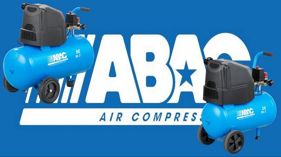 Безмаслянные компрессоры ABAC