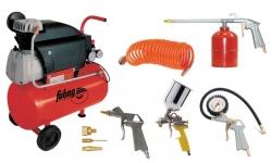 Компрессор Fubag Air Master Kit + набор из 8 предметов