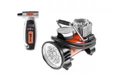 Купить Автомобильный компрессор Westr TC-4035f+цифровой манометр MTG-100, цена 1400 руб, Москва