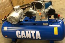 Компрессор ременный Ganta AC 1100/300 380В