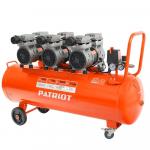 Поршневой безмасляный компрессор PATRIOT WO 100-440
