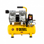 Компрессор  безмаслянный малошумный Denzel DLS 650/10