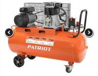 Компрессор поршневой ременной Patriot PTR 100-440I