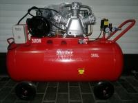 Купить Компрессор Моллер 200 AC 650/200 цена 26500 руб