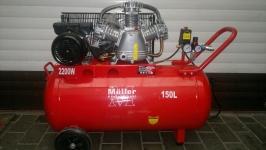 Купить Компрессор Моллер 500 AC 500/150 цена 22500 руб