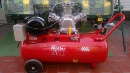 Купить Компрессор Моллер 650 AC 650/100 цена 25000 руб купить Москва