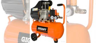 Поршневой масляный компрессор Gigant LAS 24/1500