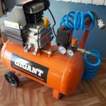 Поршневой масляный компрессор Gigant LAS 50/1800