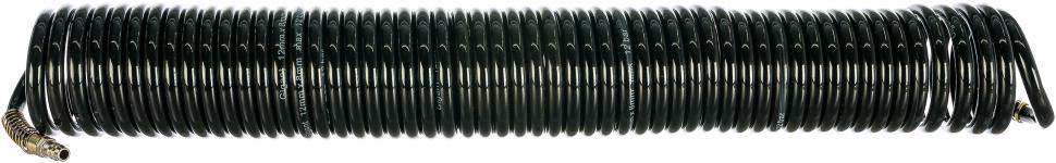 Шланг спиральный (15 м; 12х8 мм; рапид) Gigant G-1151